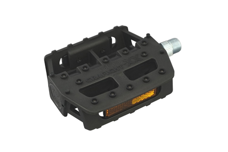 MKS PEDAL GRAFIGHT-XX BLACK