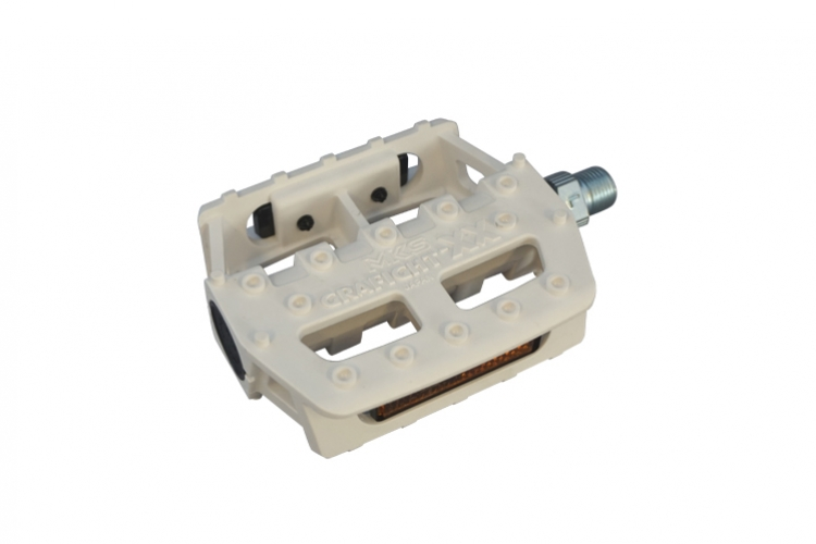 MKS PEDAL GRAFIGHT-XX WHITE